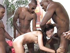 Profane Anal Gangbang Hither Threesome St Clair