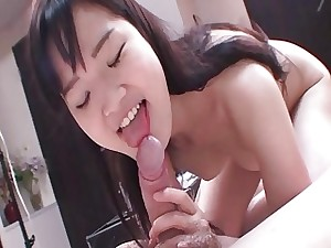 Enticing JAV Teenager Having Sexual connection Down A From