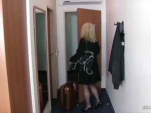 German mother anal