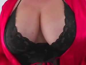 doggy style  big naturals naughty knockers licking step mom