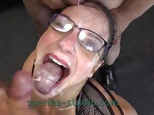 Cum Cum Assistant Nora - Sperma-Studio - Long Clip - 10516