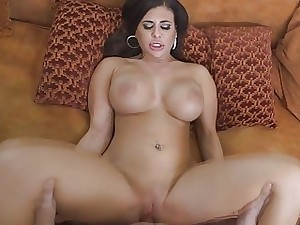 Melancholy Old lady Alli Rae dreamed a virgin load of shit thither have sex